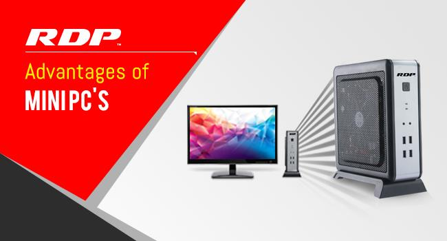 Advantages of Mini Computer | Best Mini PCs in India   ( Mini Computers in India | Mini PC's in India | Best Computers in Mumbai)    RDP Mini PCs are More powerful and Compact in Sizes which can save 70% of Desk space. Mini PC's are gaining - by RDP, Mumbai