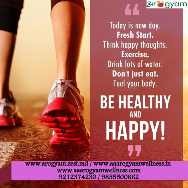 Let's Start  - by Arogyam Health and Wellness Clinic, Delhi