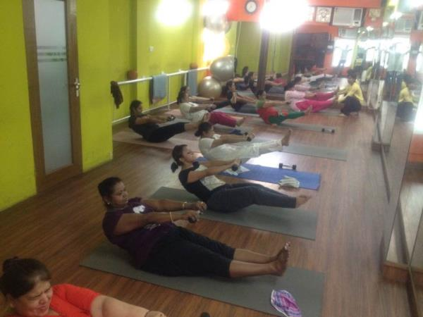 F.B.Y. in c r park - by Fitwell Mantra | Experience The True Fitness, Delhi