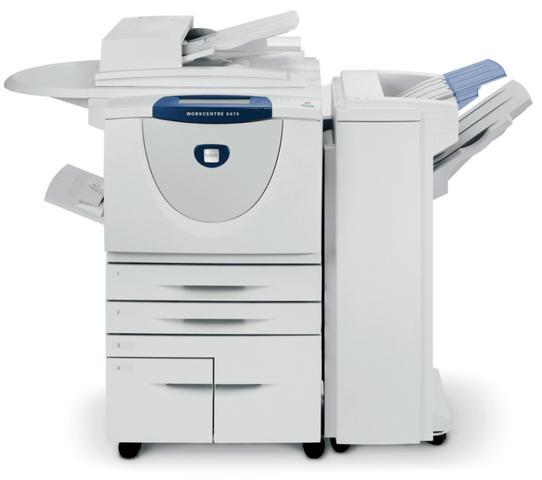 Xerox 5755, 5775 1st RC Xerox Photocopiers   Xerox 5775, 5755 Xerox Machine for Sale.  Features of the Machine:  •     Copy / Print /  Scan •     Copying Speed: 45/55 CPM •     First Copy Out Time: 3.4S or less •     Media Size :  A3/ A4 /  - by Aaram Techserv Pvt Ltd, Chennai