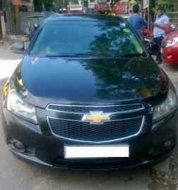 CHEVROLET CRUZE LTZ:MODEL 01/2011, KM 123846, COLOUR BLACK, FUEL DIESEL, PRICE 650000 NEG.USED VEHICLE FOR SALE COMPLEAT SHOWROOM TRACK - by Nani Used Cars, Hyderabad