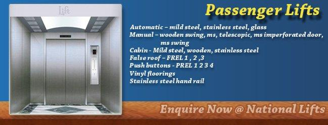 Passenger Elevator Manufacturers in Chennai   We are the Leading Passenger Elevator Manufacturers Chennai. we undertake all kinds of Passenger Elevator Manufacturers In Chennai and all over Tamil Nadu. we are the best Passenger Elevator Man - by National Lifts, Chennai