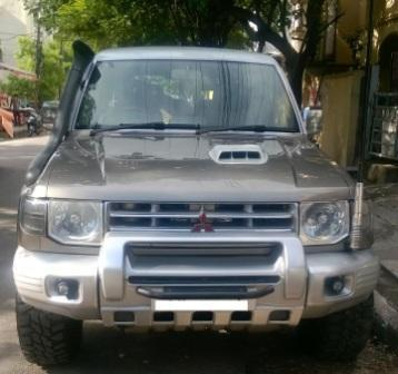 MITISUBISHI PAJERO SFX:MODEL 01/2009, KM 87000, COLOUR GRANITE, FUEL DIESEL, PRICE 1300000 NEG.USED VEHICLE FOR SALE COMPLEAT SHOWROOM TRACK. - by Nani Used Cars, Hyderabad
