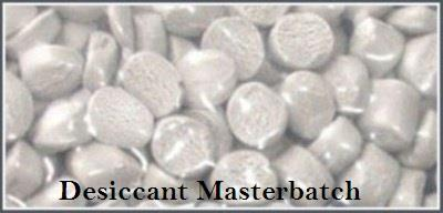 Desiccant masterbatches APPLICATIONS: • Blown Film • Injection Moulding • Blow Moulding • Sheet Extrusion • Films and Sheets • Profile Extrusion • Cast Film  - by Asva Additives, Ahmedabad