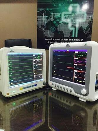 Multipara Patient Monitor System Manufacturers in Chennai.    We are Olives India. We Manufacturing Multipara Patient Monitoring System. Its having Large volume of Tabular and Graphic Trends Information Storage and Easy to Recall.