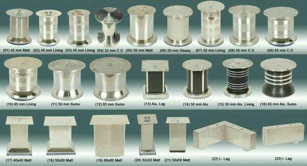 We are also manufacturing of Drawer Knobs, Sofa Legs, Cloth Hooks etc. in rajkot. We have skilled workers and infrastructure for developing items.
