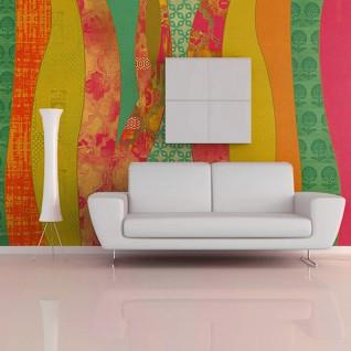 Terrace walls can turn into perfect lounge zones with wallpapers   Terrace area often serves as a perfect retreat corner of house members and also a superb open-party zone for many people. If you too have one then you can experiment with vi - by Top Interior Designers and Architect, Gurgaon
