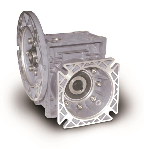 Manufacturer Of Aluminium Body Worm Gearbox In Mumbai    Our W Series Worm Gearboxes are extremely versatile to use. The Universal Mounting concept of the gearbox makes it highly adaptable as far as the various mounting positions are concerned. Coupled with a wide variety of input and output options , this gearbox series gives the designers virtually limitless options for usage.   The casings made of Pressure Die Casted Aluminum Alloy; they are extremely aesthetic, enhancing the overall look of the entire equipment.   The Worm and Wheel sets are manufactured in-house giving full control over the quality of the gearbox.   The variations available in the gearbox are –  Input Flange to suit IEC Frame Sizes for Motors  Solid Input Shafts – single side and double side  Output Flange  Output Shaft – Hollow / Solid  About Us   Established in the year 1985, Sudarshan Gears has German Trained Degree Qualified Engineers for Design, Development and Import Substitute. Ours is an ISO 9001-2000 certified company. We are expanding every year. Our products are exported throughout the world. We have latest full designed machining assembly and testing facility