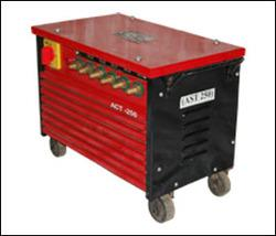 We are supplying Stud type welding Machine in all over india. PRINCIPLE                                          : IGBT INVERTER POWER SOURCE                               : BUILT IN RECTIFIER 2500 Amps. INPUT SUPPLY                         - by Adinath Equipment Pvt Ltd, Ahmedabad