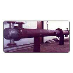 We are widely known in the industry for manufacturing reboilers for various industrial purposes. Our wide array of qualitative Reboiler is heat exchanger that is used to provide heat to the bottom of industrial distillation columns. It efficiently boils the liquid from the bottom of a distillation column and generates vapors, which are returned to the column to drive the distillation separation. We specifically design the layout of re-boiler and fabricate it in specific dimension as specified by clients  Reboiler in vadodara