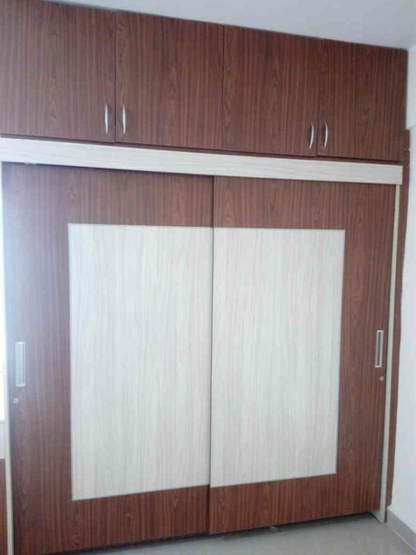 bedroom furniture - wardrobe - by Vsquare Interior Design pvt ltd, Bangalore