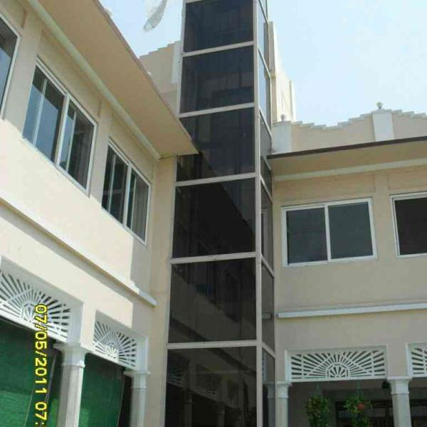 Lifts with ms structure / RCC ...For dda or old buildings  - by Vertex Lifts India Pvt Ltd, New Delhi