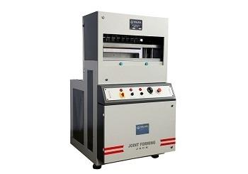 https://www.youtube.com/watch?v=dKTwFOsVXoI  Manufacturer Of Joint Forming -JACK   Rapid Hydraulic Book Press:  The Rapid Hydraulic 4 tons presser installed for hold the book properly, as well as book pressure finishing. It can be avoid the - by Vallava Graphic Machinery, Waliv