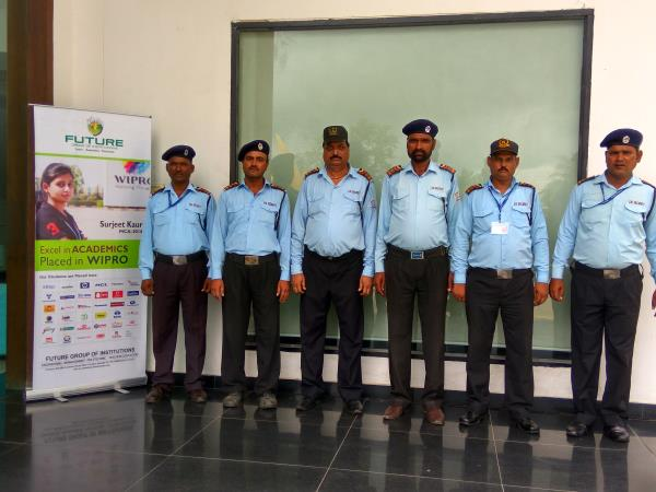 security guard services in bareilly