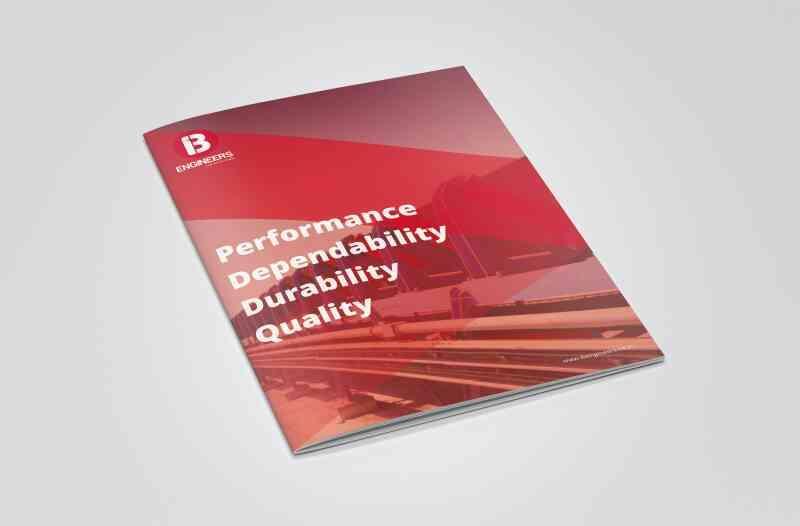 industrial brochure design services in kolkata