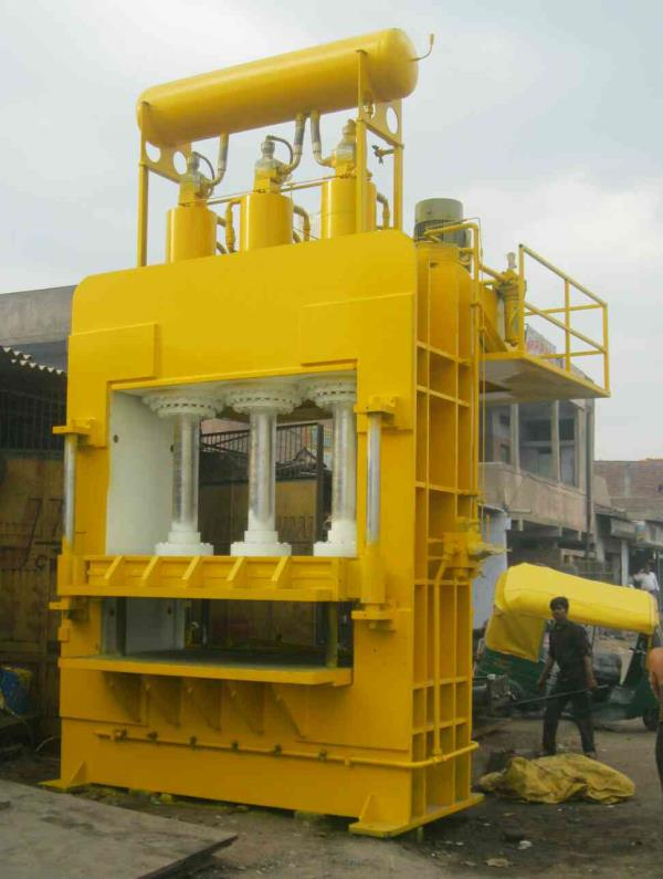 nihaal industries is a leading manufacturer of hydraulic press in Ahmedabad, Gujarat, India