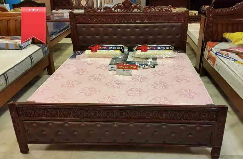 Cushion is not limited to sofas.At AK quality meets style. - by AK Furniture, Rajapalayam