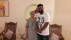 Grannies Asha and Aruna love to tell stories especially if they are true! Their stories come from reality, from people they meet and encounter. Recently they met with Avinav who is the founder of a #Socialstartup called #SerenityRoutes. Thi - by Granny's Inn Varanasi | +91-7525952362 | Best Homestay, varanasi