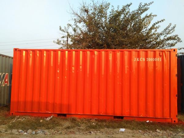 Our shipping containers are ideal for transporting of goods from one nation to other, prepared by best quality steel under the guidance of professionally skilled worker in state-of-art manufacturing units these containers are renowned for t - by J K TECHNOLOGIES, Delhi