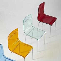 Acrylic Chairs  Keeping in mind the diverse requirements of customers, we are engaged in manufacturing, supplying and exporting of Acrylic Chair. The product of our company is highly recommended amongst the customers for its high grade qual - by SHARMA   INTERIORS  & FURNITURES, Bangalore