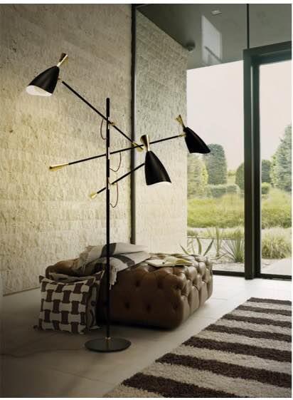 Modern floor lamp contemporary home Floor lamps in delhi