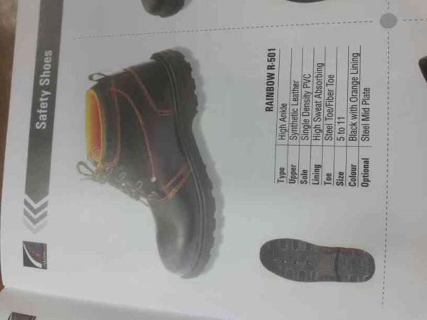 Safety Shoes Manufactrur in Delhi Aktion Safety Solutions Pvt ltd - by Aktion Safety Solutions Pvt. Ltd., New Delhi