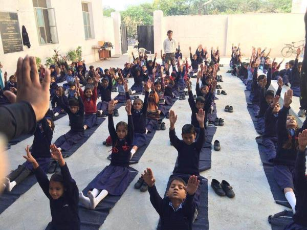 IHS has been constantly working for the past year towards improving the overall health and management of lifestyle of impoverished and underprivileged kids and youngsters in in association with Jagriti foundation. The primary agenda is to h - by YOGA CLASSES AT HOME, Delhi