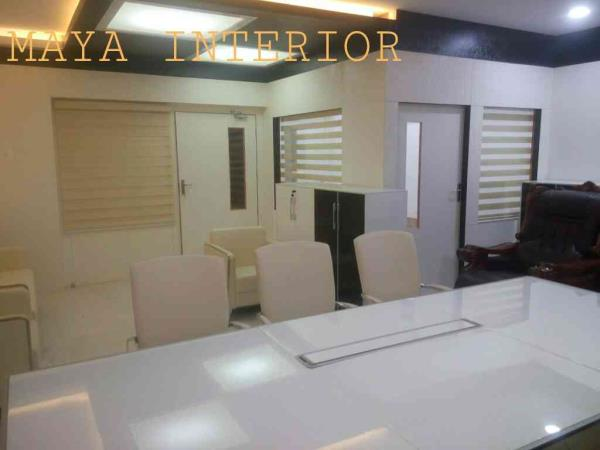 Vertical, zeebra, roller , & Venetian blinds showroom in Madurai. - by Maya Interior @ 9944015030, Madurai