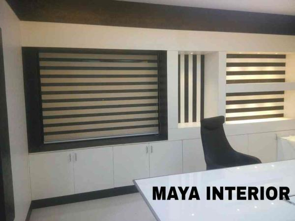 Curtains & blinds Showroom in Madurai - by Maya Interior @ 9944015030, Madurai