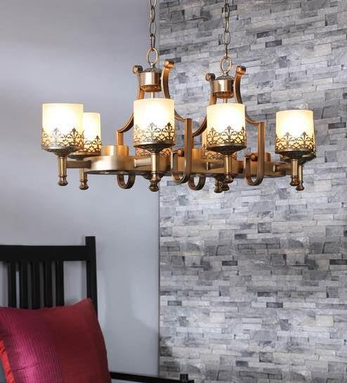 Vintage look chandeliers for home  Beautiful hanging lights for home  Jainsons lights store in delhi
