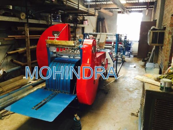 With our expertise in this domain, we are Paper Bag Making Machine Manufacturer. These Paper Bag Making Machine are mainly made keeping in mind the grocery sector requirements. Its an automatic operation where the bag forming filling, seali - by Paper Bag Making Machine // Automatic Paper Bag Making Machine //Mohindra Mechanical Works # 09999778804, New Delhi