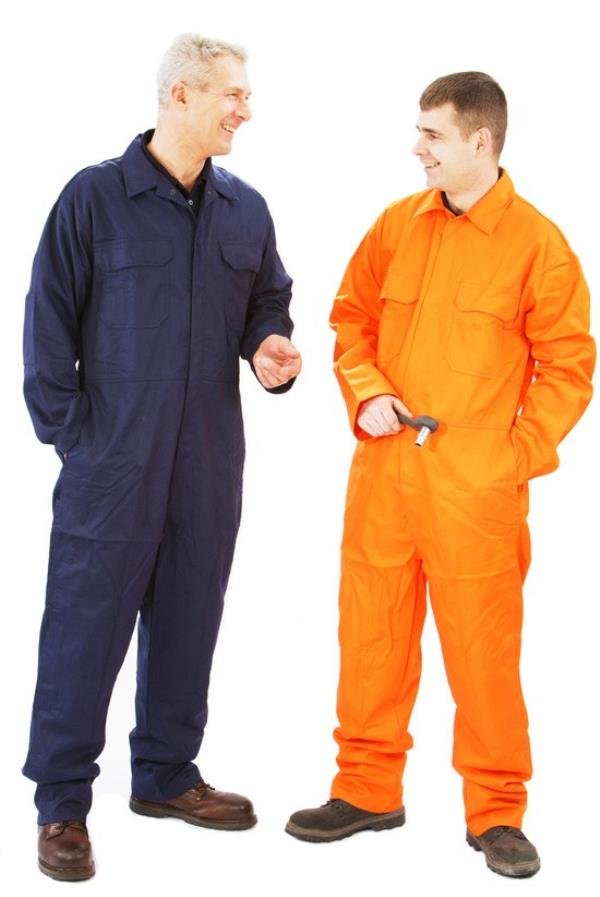 Cotton Boiler Suit  We are involved in offering our valued customers supreme quality of Boiler Suit. Boiler Suit has superior material used in its production. These products are very comfortable as well as skin friendly in nature. Our produ - by Siddhi Vinayak Enterprise - Ahmedabad, Ahmedabad