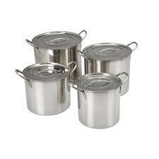 While dinner table is for connections and your customers make sure they connect more with each other, we give your restaurant joint the Pots And Pans you deserve for proper functioning. We have been going the extra mile to satisfy all your Restaurant Ware needs by not only giving you Fry Pan but also SS Deep Fry Kadai. Be ahead of the curve of restaurant business by taking our Stock Pot as well as Saute Pot.   Don't think twice to meet your customer's demands by taking our Restaurant Ware. http://chhedaind.com/