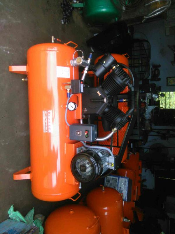 Industrial Air Compressor, Two Stage Reciprocating Air Compressor. Upgrade facility model  - by Columbia Air Compressors, Coimbatore