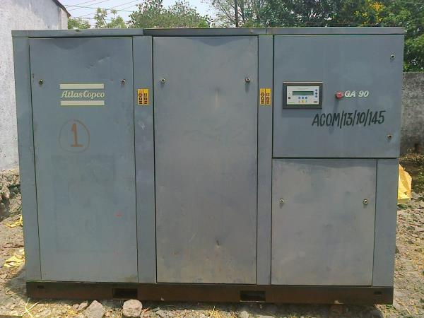 USED SCREW COMPRESSOR FOR SALE IN CHENNAI  Atlas  copco  used  screw  compressor  15Hp, 30hp, 50hp, 60 hp, 125Hp  electrical  screw  Compressor  for  sale  screw compressor  rental  hire  Air  compressor  Rental  Hire  Reciprocating  air  c - by Screw Compressor Spares Service S R Pneumatic +91. 9840159740, Chennai