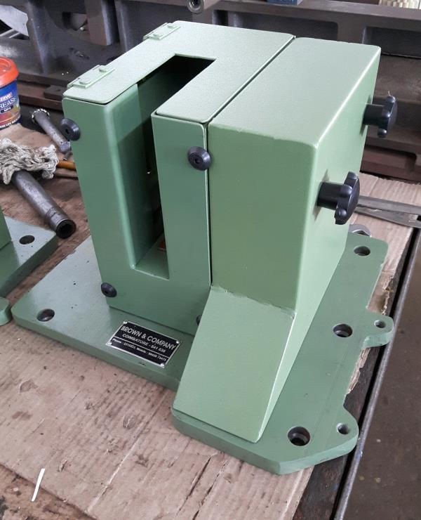 Tongue and Groove Calender Roller Unit For Rieter C1/2 Carding  This Tongue and Groove Unit replaces old type Calender Roller System for easy maintenance and to get condensed form up sliver which is suitable for Cotton and Polyester.  Tongu - by Brown & Company, Coimbatore