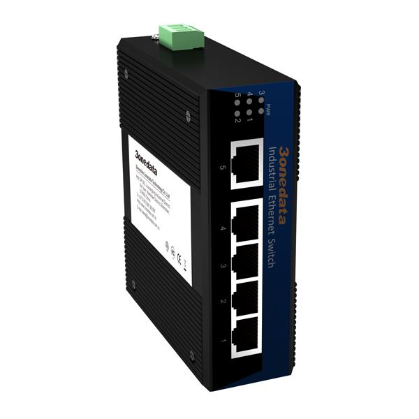 IES205-1F 5 Port 10/100M Entry-Level Industrial Ethernet Switch, Distributed by Nimbus Technologies Dombivali, Mumbai. If you require contact Nimbus Technologies. - by Nimbus Technologies, Thane