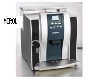 The Merol machine pre-infuses the freshly ground beans for approximately 2 seconds. In this vital step, the freshly ground coffee is moistened, allowing the aromatic oils to leach from the freshly ground beans. The espresso machine then for - by Royal Blend, Chennai