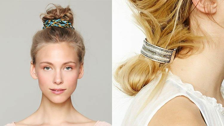 Make way for the bun cuff!  #buncuff #hairaccessories #hairaccessory #fashion #trend #style #hairtie #fashiontrend - by soulbyweekly.com, Hyderabad