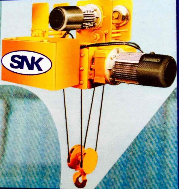 SNK is a trusted name in EOT Cranes & Hoists, with its accumulated experience and valuable technical expertise, We excel in total turn key projects in the field of material handling equipments.