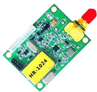 HR-1024 Wireless Transceiver Data Module Distributed by Nimbus Technologies Dombivali, Mumbai. If you require contact Nimbus Technologies.   - by Nimbus Technologies, Thane