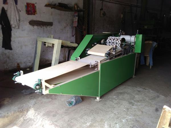 Rudra Enterprise is into the business of food processing machine. we have exported this panipuri making machine in australia.