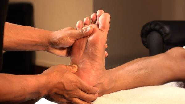 REFLEXOLOGY AND THE CELLS Reflexology can assist by increasing the circulation in the transpartation of energy to all the cells of the body and in removal of the waste products, thereby helping to prevent disease. Remember that everything y - by Foot Haven India Pvt Ltd Contact Us: 9952010101, Chennai