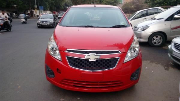 Used Chevrolet Beat 2010 LS Petrol General Info Asking Price : 2, 35, 000  Kms Done : 34, 600 Additional Fuel : None  Model Year : Jun-2010  Colour : Super Red Car Driven in : City  Registration Place : Ahmedabad  Registra - by MUNIM AUTO, Ahmedabad