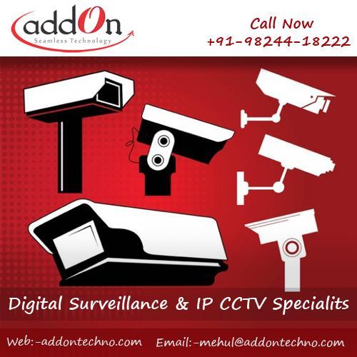 Digital Surveillance & IP CCTV Specialist   Security Camera System Vadodara CCTV Installation Services Ahmedabad Remote Video Access Vapi CCTV Security Services Valsad  visit: http://www.addontechno.com - by Addon TECHNOLOGY, vadodara