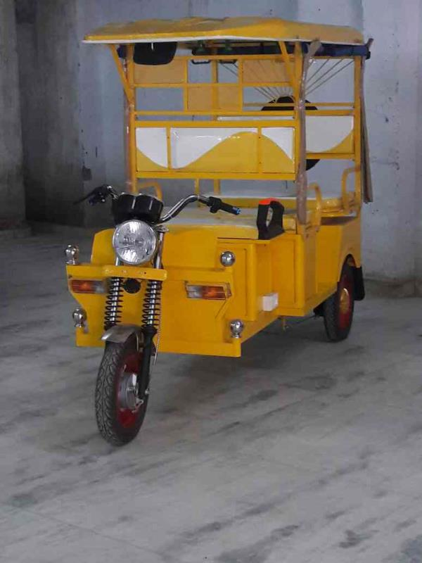 BABA E VEHICLES MANUFACTURER BRAND BABA 800 - by e rickshaw  Manufacturer & Supplier, Ghaziabad