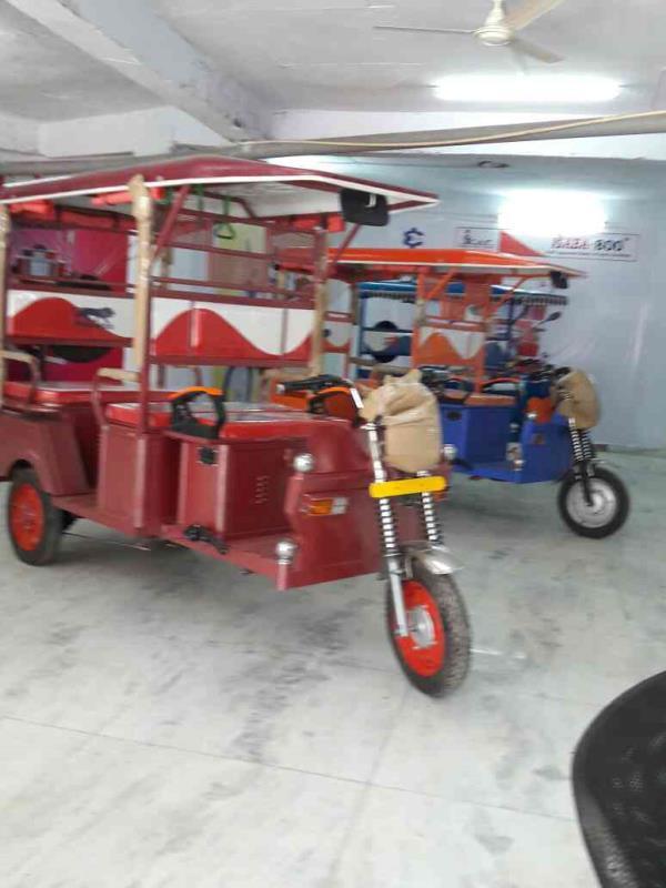 Baba e vehicles manufacturer supplier distributor dealer in delhi ghaziabad Lucknow Allahabad kanpur west Bengal haryana punjab himachal Pradesh Uttrakhand Approved Model BABA 800 - by e rickshaw  Manufacturer & Supplier, Ghaziabad