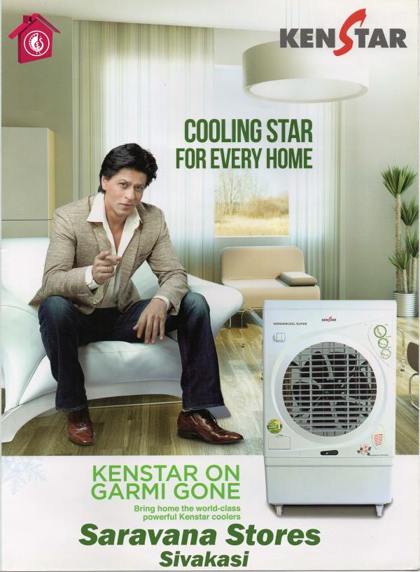 We are Kenstar Authorised Dealer - by Saravana Stores and Embassy Family Shop, Sivakasi