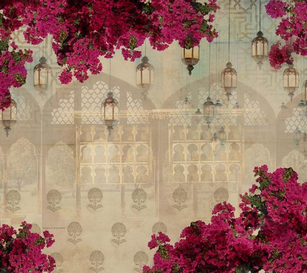 Krsna Mehta Wallpapers That Transform Everything  Wallpapers & wallcoverings by Krsna Mehta bring order into our homes with designer, modern, trendy patterns. Krsna Mehta wall coverings look fabulous in the living room, bedroom with sophist - by Customized Wallpapers & Customized Wallcoverings, Delhi