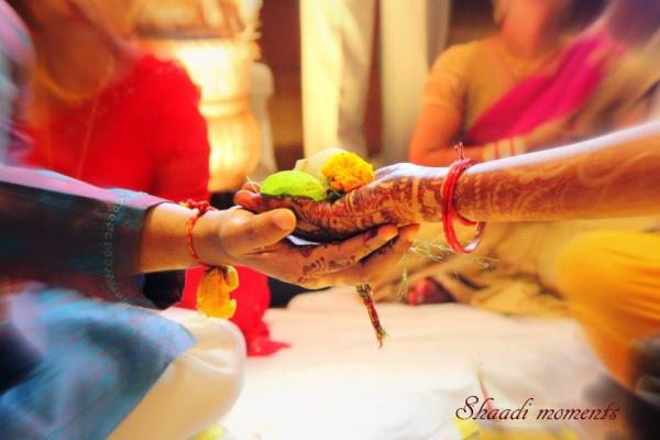 The Real Bond !!! Also the day Shaadi Moments started.   Best Pre wedding photographer in delhi